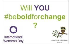Be Bold For Change on IWD2017