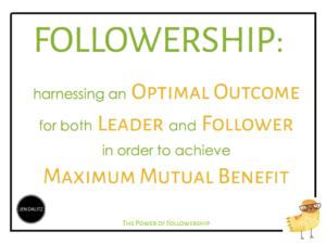 The Power of Followership 3