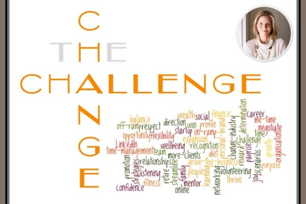 Join me on The Change Challenge!